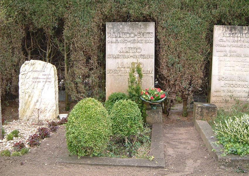 リンドの墓