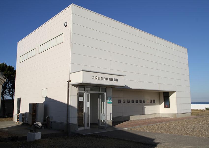 犬吠埼灯台資料展示室