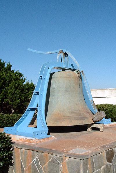 旧尻屋崎灯台の霧鐘