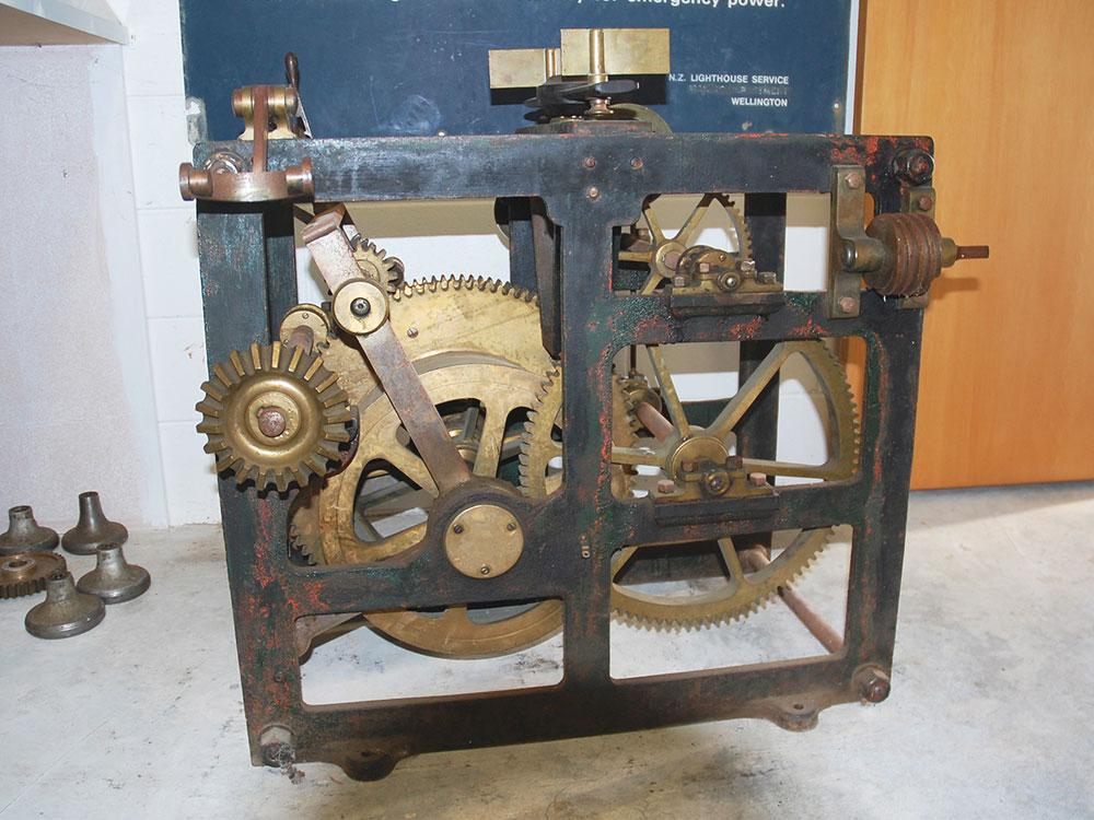 思いが叶った回転機械の調査