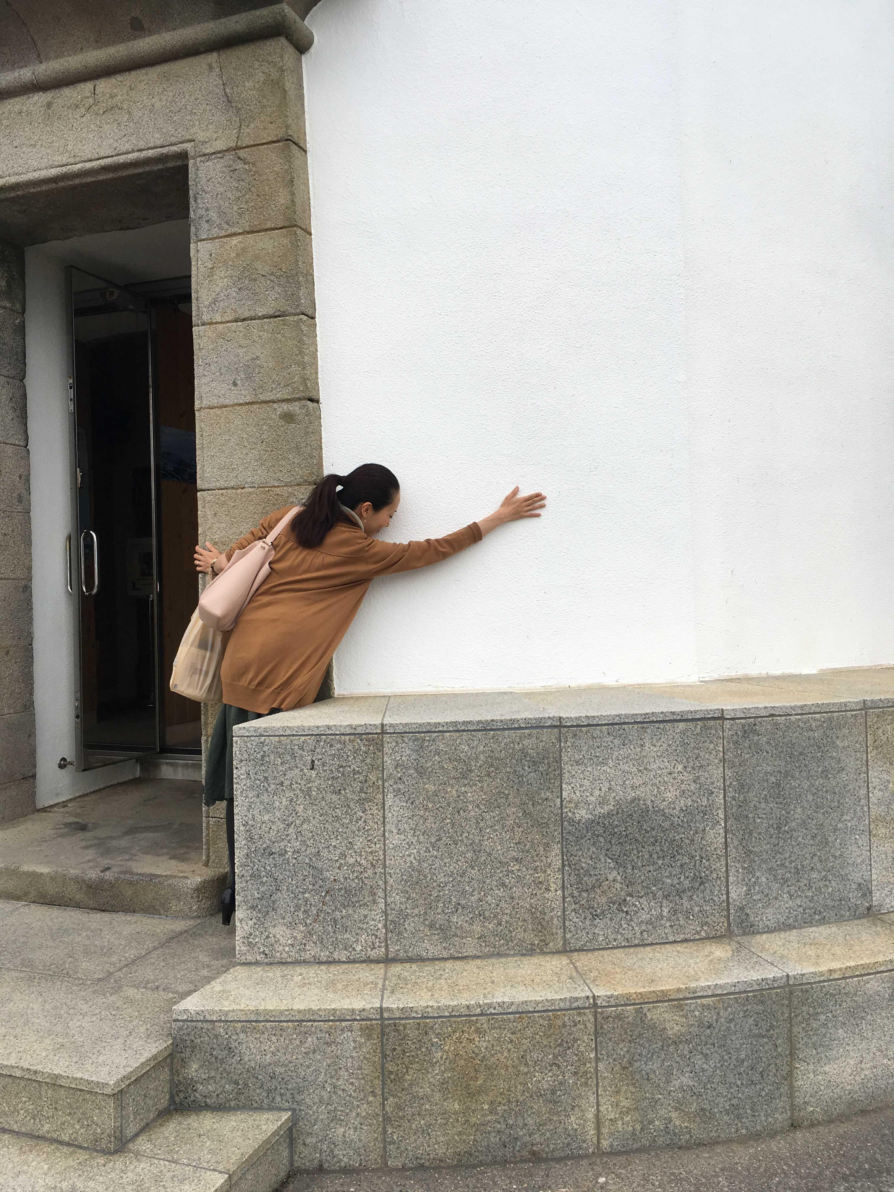 カリスマ灯台女子銚子に現る!