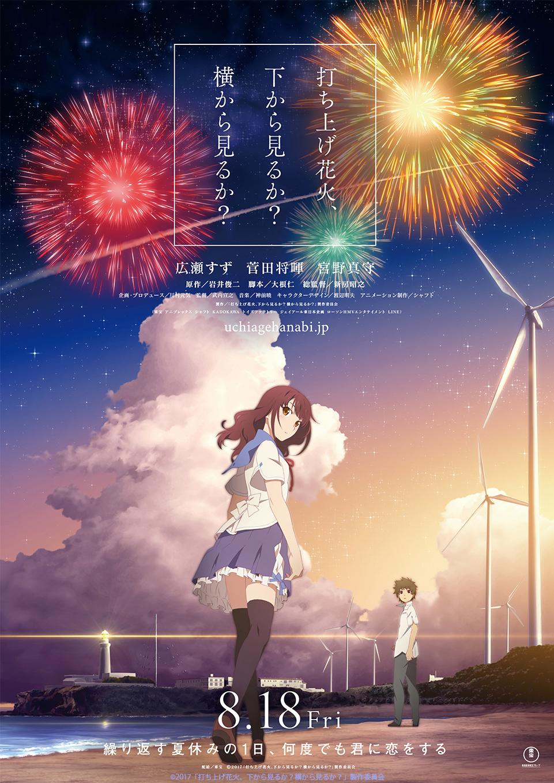 熱狂的灯台じいから見た 映画『打ち上げ花火、下から見るか? 横から見るか?』